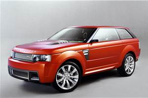 Two-door Range Rover coupé under consideration