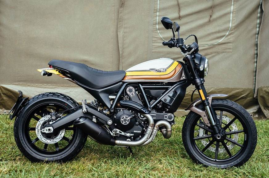 Ducati Scrambler Mach 2.0 launched at Rs 8.52 lakh