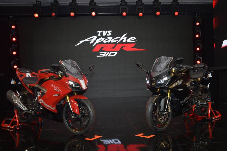 TVS Apache RR 310: Where can you buy one?