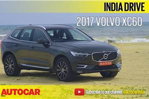 2017 Volvo XC60 India video review