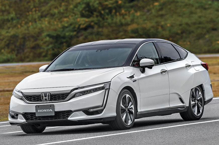 Honda FCV Clarity review, test drive