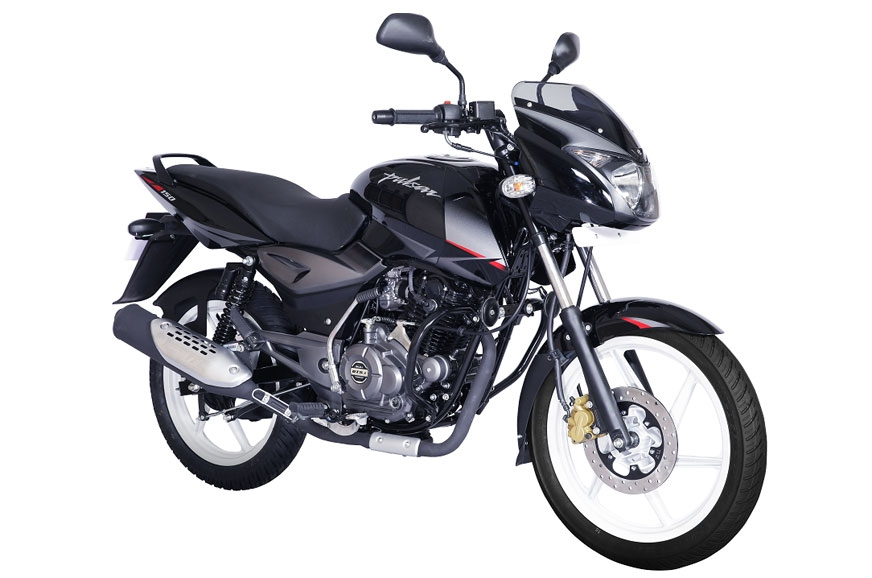 The Bajaj Pulsar 150 Back Pack.