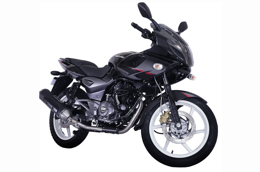 The Bajaj Pulsar 220F Back Pack.