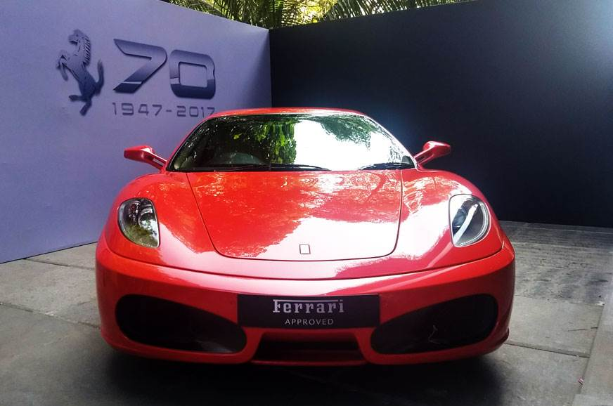 Ferrari plans drive in Mumbai on December 17