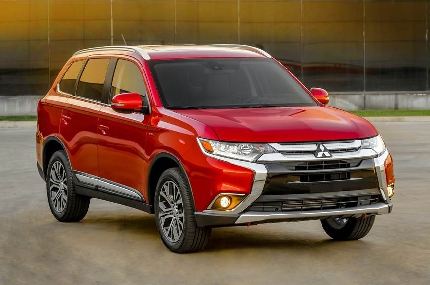 New Mitsubishi Outlander India bookings to open early 2018