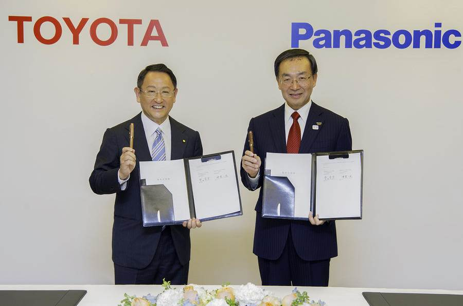 Toyota and Panasonic to collaborate for electrification