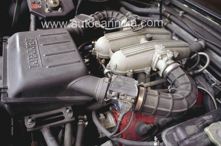 300hp Ferrari V8 is an unbridled joy.