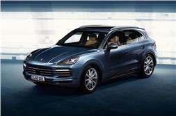 New Porsche Cayenne India launch in June 2018