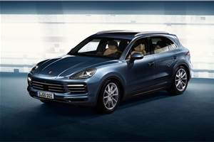 New Porsche Cayenne India launch in June 2018