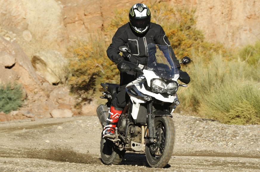2018 Triumph Tiger 1200 XRT, XCA review, test ride