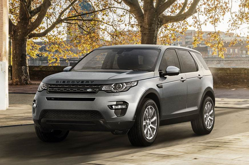 Land Rover introduces 2018 Discovery Sport in India