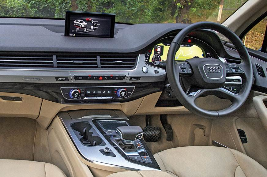 Taking a cue from the world of aviation, the new Audis co...