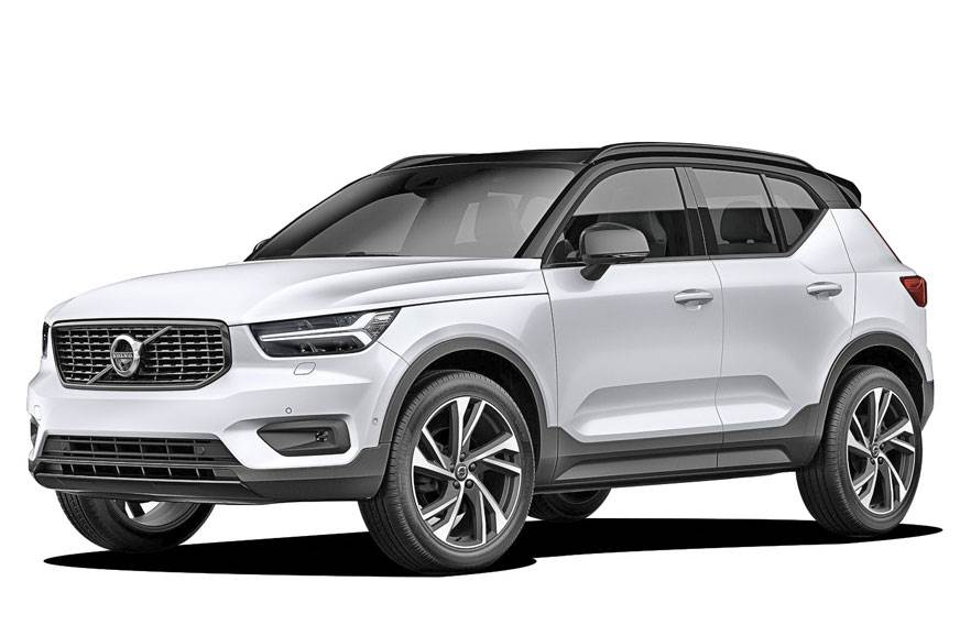 Full details of Volvo XC40 for India revealed