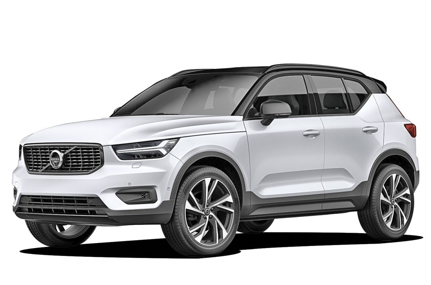 india bound volvo xc40 details revealed autocar india. Black Bedroom Furniture Sets. Home Design Ideas