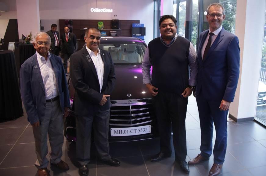 Left to right: Jayasinh Mariwala - Chairman- Auto Hangar,...