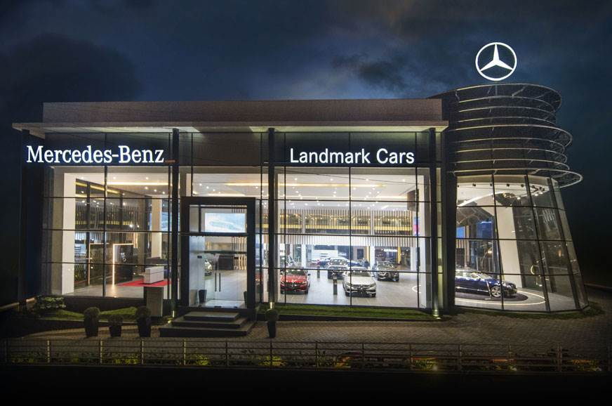 Mercedes Benz Inaugurates New Dealerships And Celebrates