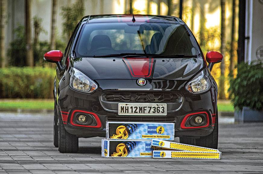 Fiat Abarth Punto long term review, second report