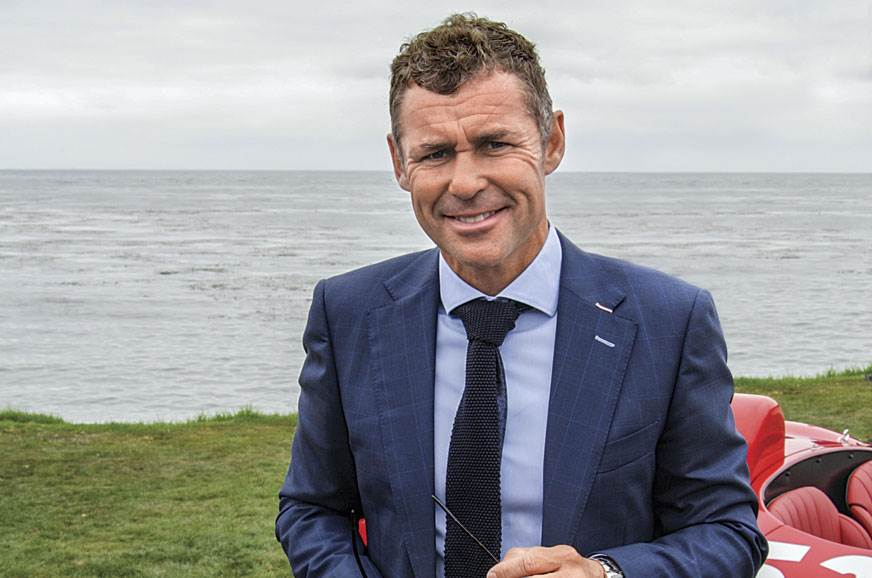 In conversation with Tom Kristensen, 9-time Le Mans winner