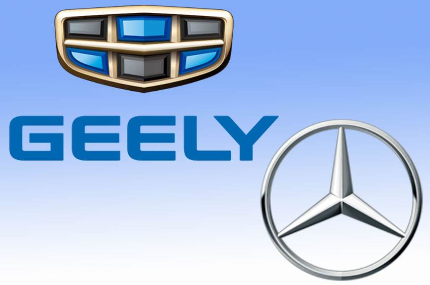 Geely to buy stake in Daimler