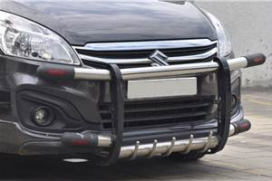 Government bans bullbars on vehicles in India