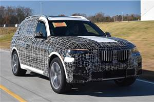 BMW X7 to be unveiled by end-2018