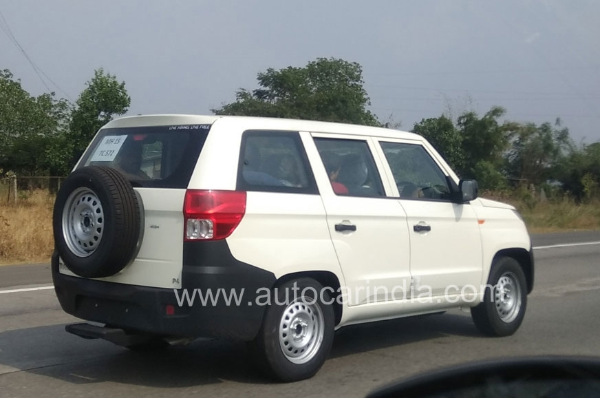Mahindra TUV300 plus will launch in the coming months.