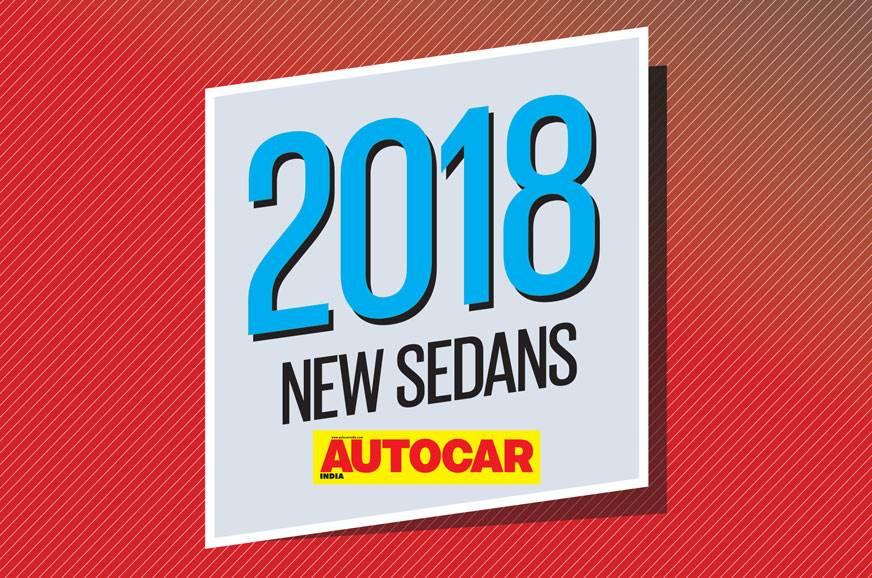 New cars for 2018: Upcoming sedans
