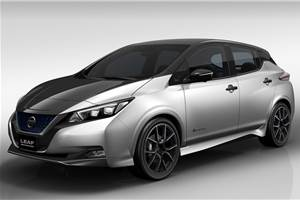 Nissan Leaf Grand Touring Concept revealed