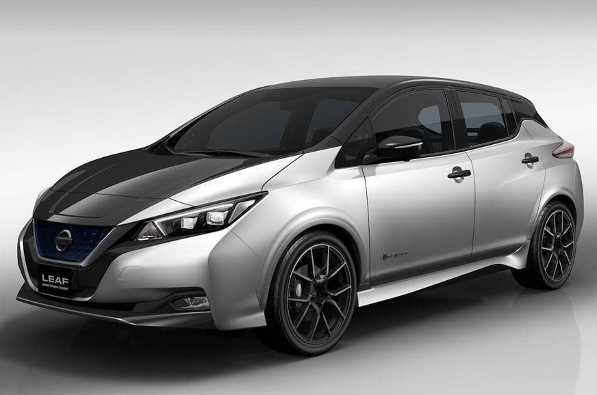 The Leaf Grand Touring Concept.