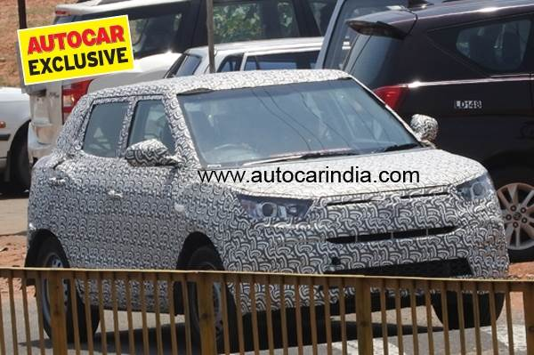 Mahindra S201 SUV: What we know so far