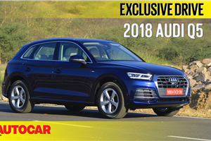 2018 Audi Q5 India video review
