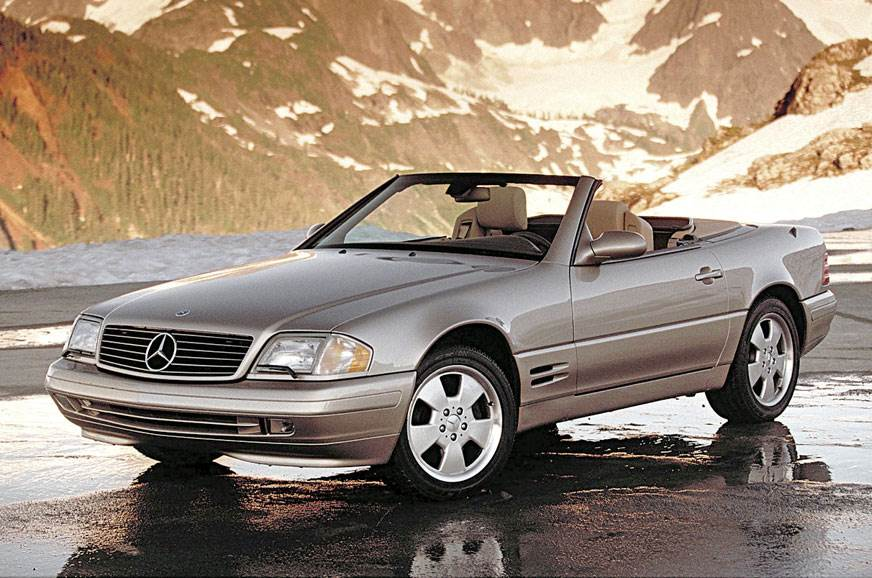 It's the right time to invest in cars like the R129 SL series.
