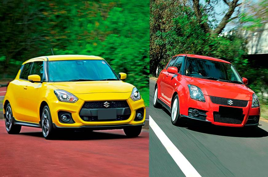 The Swift Sport works so well because at its core is a sporty brand, the Swift.