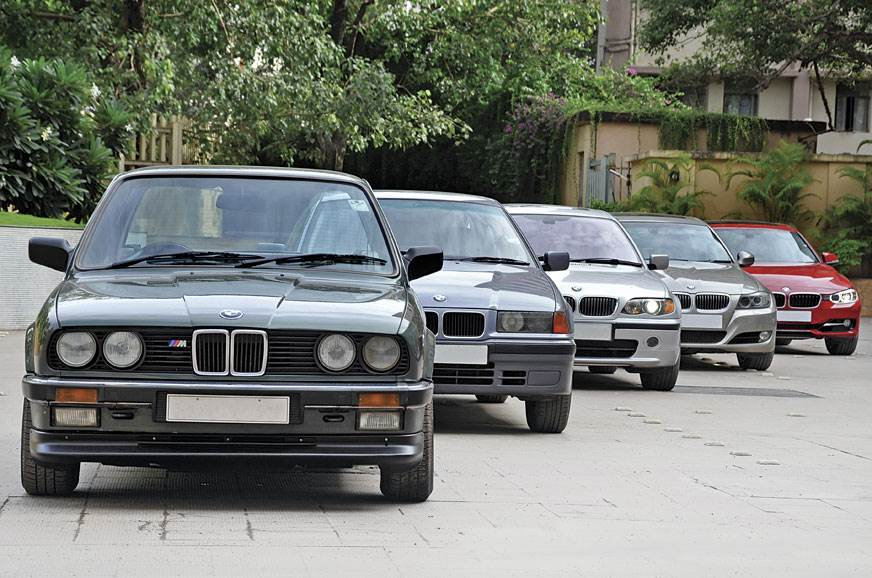 A complete 3-series collection would be rare and very desirable.