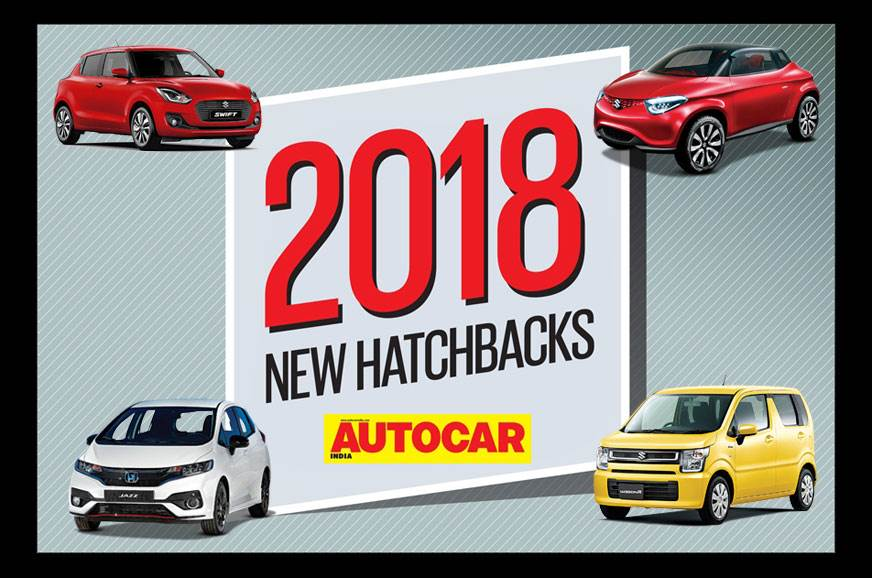 New cars for 2018: Upcoming hatchbacks