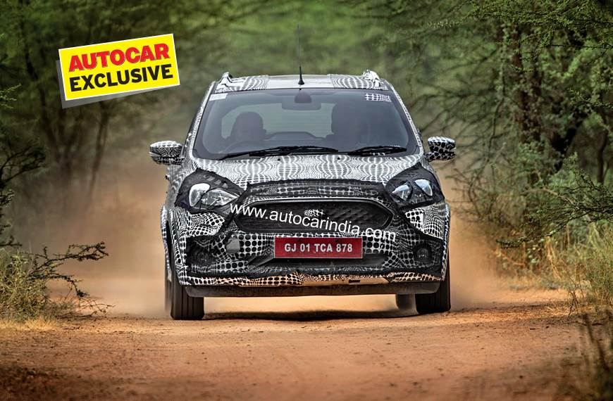 Dragon 1.2 petrol, new gearbox to debut on new compact Ford