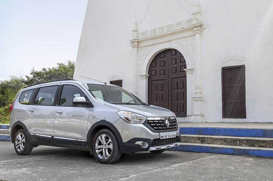 2017 Renault Lodgy Stepway long term review, first report