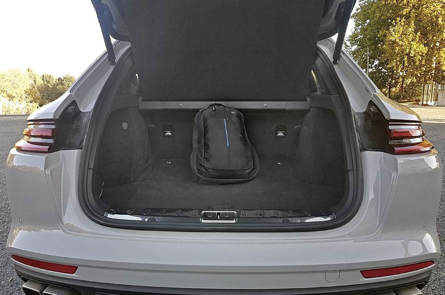 Estate boot doesn't add much space or practicality to the...
