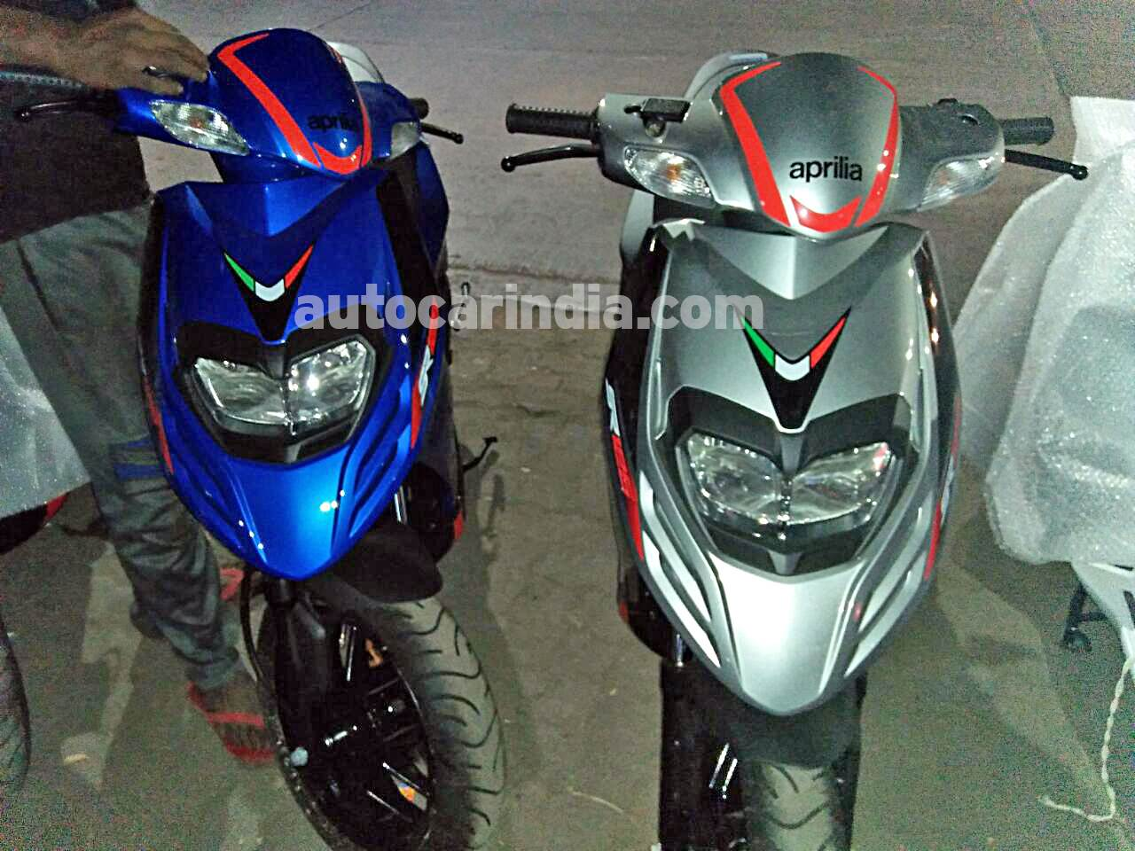 New Aprilia SR125 to be launched soon