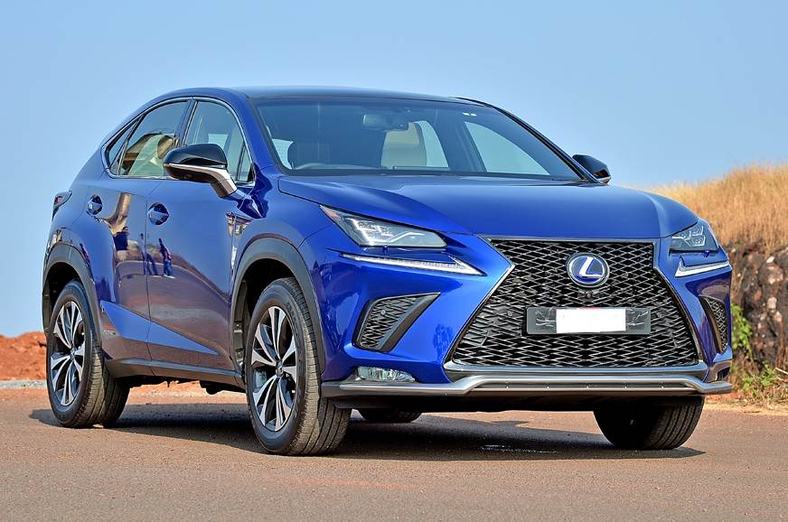 2017 Lexus NX300h: 5 things you need to know