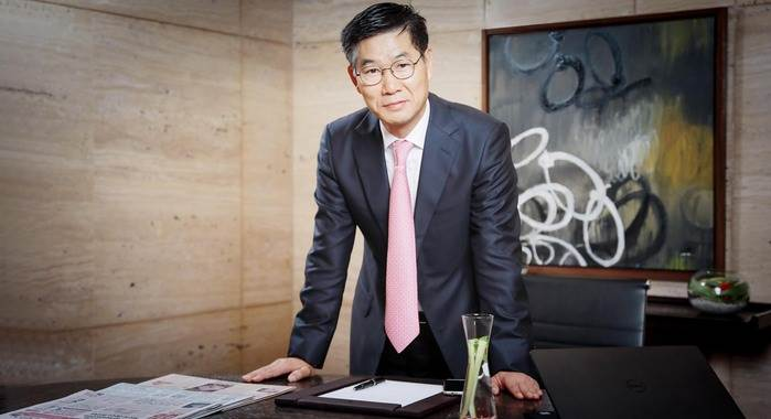 Kookhyun Shim is new Kia Motors India head