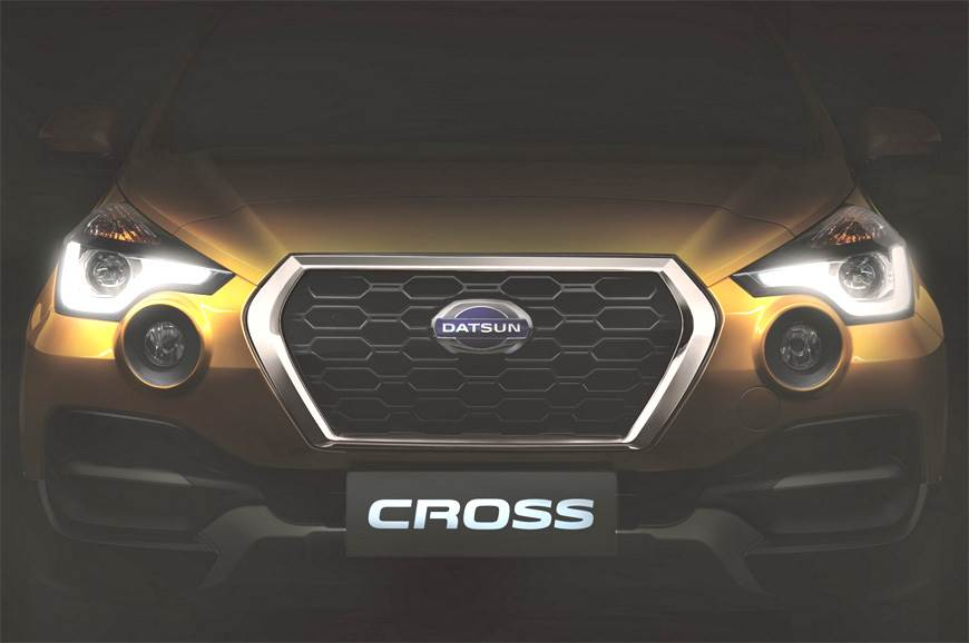 Datsun Cross to be unveiled on January 18, 2018