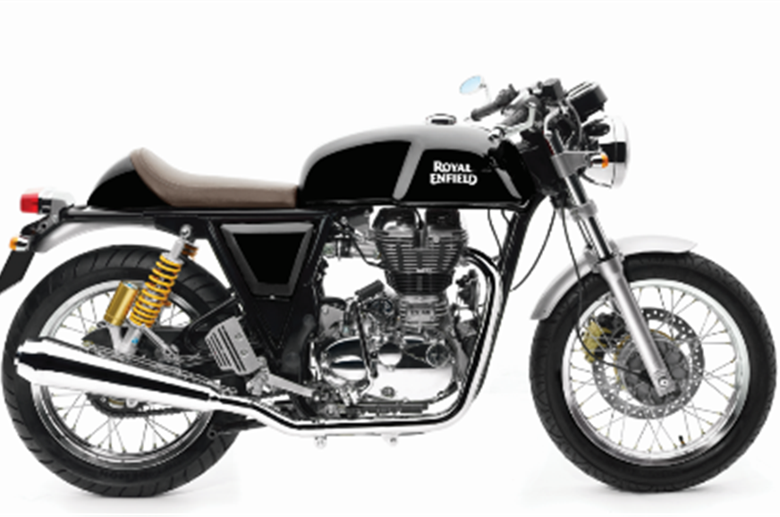 Royal Enfield Continental GT 535.