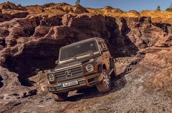 New Mercedes G-class leaked ahead of January 15 unveil