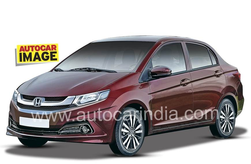 Next-gen Honda Amaze global debut at Auto Expo 2018