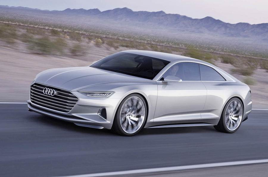 Audi considering two-door BMW 8-series rival