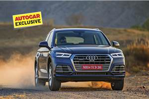2018 Audi Q5 diesel India review, test drive