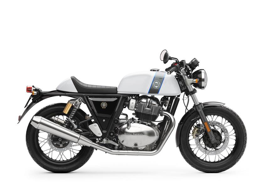 Royal Enfield 535cc >> Royal Enfield Continental GT 650 to be its new flagship - Autocar India