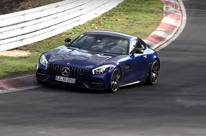 Mercedes-AMG GT to get minor power upgrade