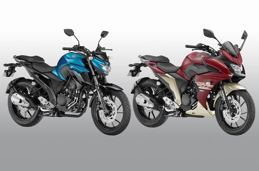 Yamaha recalls FZ 25 and Fazer 25